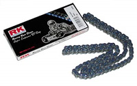 RK BLUE O-RING CHAIN